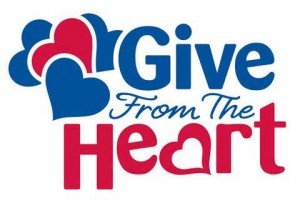giving heart