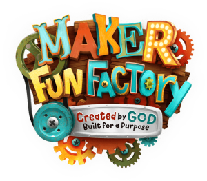 Maker fun factory logo